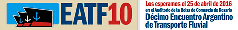 10 Encuentro Argentino de Transporte Fluvial
