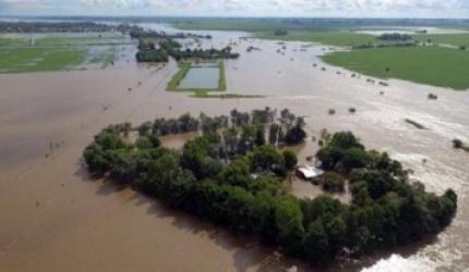 Las consecuencias de la crisis hídrica golpea al sector comercial provincial