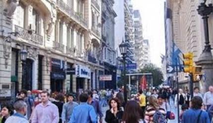 La actividad económica de Rosario cayó un 4,6 por ciento en once meses de 2016