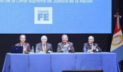 Santa Fe presentó plan para cobrar fondos de la Nación