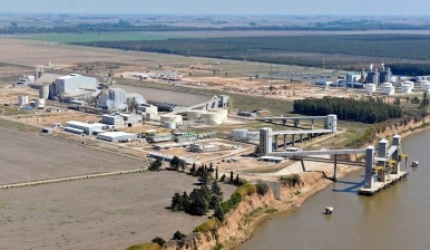 Renova invierte u$s150 M para un nuevo puerto