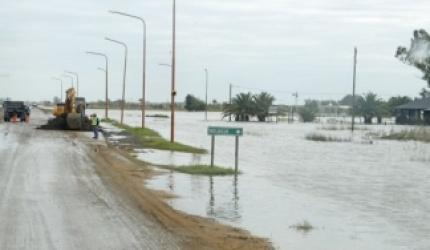 """Inquietud en el gobierno porque en el sur provincial las cuencas están """"totalmente saturadas"""""""