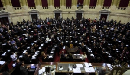 Cambiemos se abstuvo y abrió paso a la sanción de la ley antidespidos