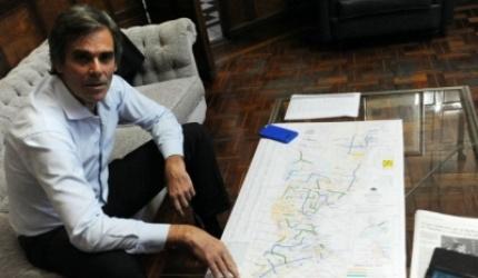 """Seghezzo: """"Tenemos el plan de obras más grande que ha encarado Vialidad"""""""