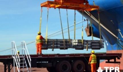 Terminal Puerto Rosario amplía su capacidad operativa y refuerza sus instalaciones
