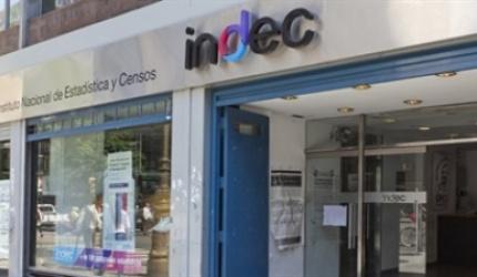 El Indec midió una inflación de 2,3 por ciento en marzo