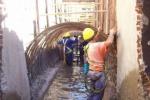 Terminaron una obra de desagües clave para el barrio Empalme Graneros