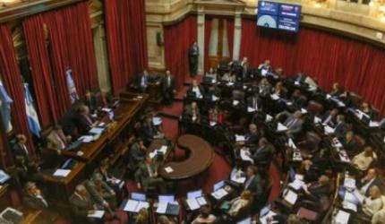 Senado dio media sanción al proyecto de doble indemnización