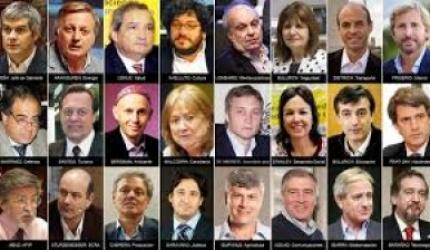 Gabinete confirmado: todos los nombres que acompañarán a Macri