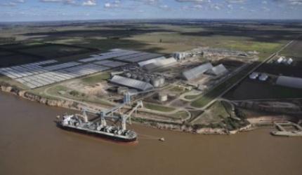 Suma u$s27M a la nueva tanda de inversiones portuarias en Gran Rosario