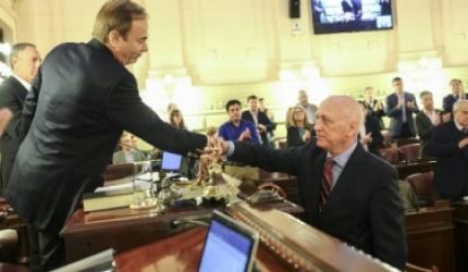 Un posible acuerdo con el peronimo enfrenta a Lifschitz con Bonfatti